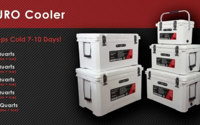 EVOLVE DURO & HYBRID COOLERS HAVE ARRIVED!!!